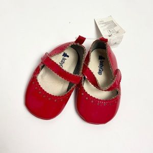 Red Baby Gap Girls Shoes